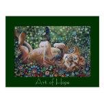 111308+1 082, Art of Hope Postcard