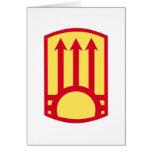 111th Air Defense Artillery Brigade Greeting Card