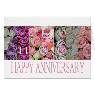 11th Wedding Anniversary T Shirts 11th Anniversary Gifts