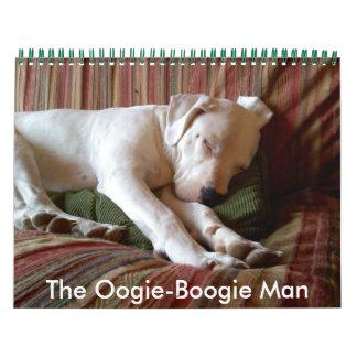 1123091532, el hombre de la Oogie-Boogie Calendarios