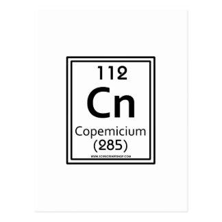 112 Copemicium Postcard