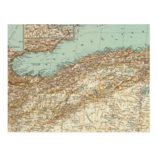 112 Marruecos, Argelia, Túnez Tarjetas Postales