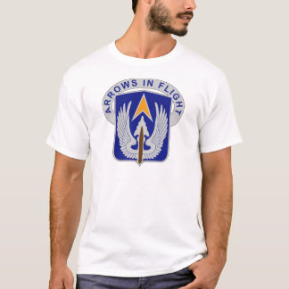 112th Aviation Regiment - Arrows In Flight T-Shirt