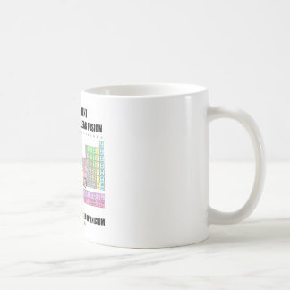 112th Element Product Nuclear Fusion Copernicium Coffee Mug