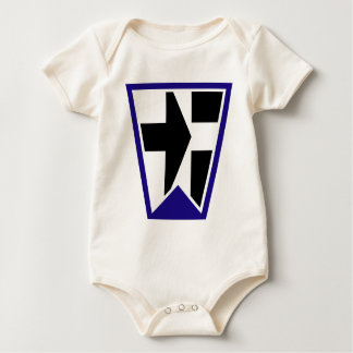 112th Medical Brigade Baby Bodysuit