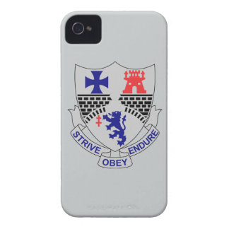 112trh Infantry Regiment - STRIVE - OBEY - ENDURE iPhone 4 Case-Mate Case
