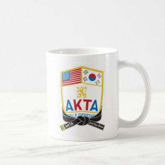 113-1 AKTA 2nd Dan Black Belt Mug