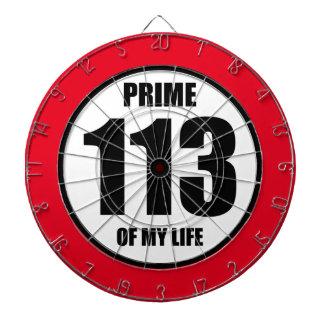 113 - prime of my life dartboards