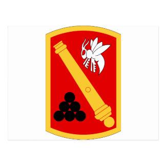 113o Brigada de la artillería de campaña Postales