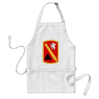 113th Field Artillery Brigade Adult Apron