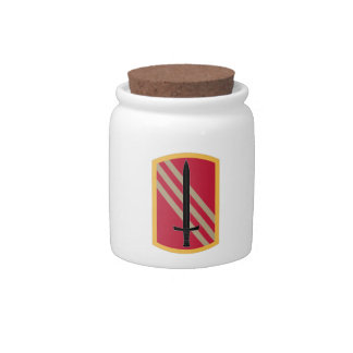 113th Sustainment Brigade Candy Dish