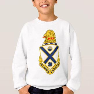 114th Infantry Regiment - IN OMNIA PARATUS Sweatshirt