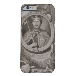 "1157-99) reyes de Richard I ""Coeur de Lion"" (de Funda Para iPhone 6 Barely There"