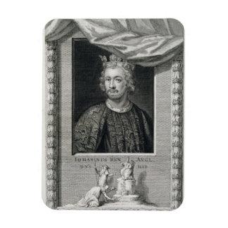 1167-1216) reyes de Juan (de Inglaterra a partir d Imán De Vinilo