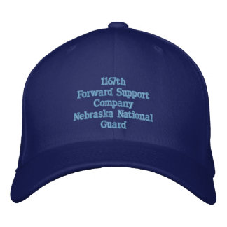 1167th Forward Support Company. Embroidered Baseball Hat