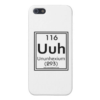 116 Ununhexium iPhone 5 Cover