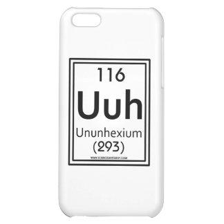 116 Ununhexium iPhone 5C Cover