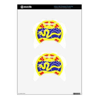 116th Armored Cavalry Xbox 360 Controller Skins