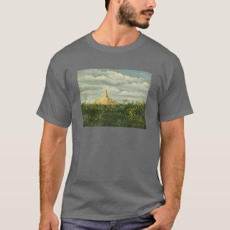 1170 Chimney Rock Landscape T-Shirt