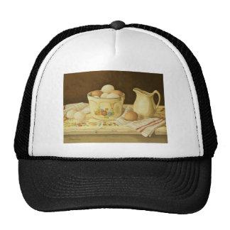 1175 Bowl of Eggs & Pitcher Trucker Hat