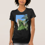 1179 CASTLE TOWER RUINS MYSTERIOUS HISTORICAL ARCH TEE SHIRTS