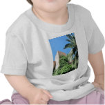1179 CASTLE TOWER RUINS MYSTERIOUS HISTORICAL ARCH TSHIRTS
