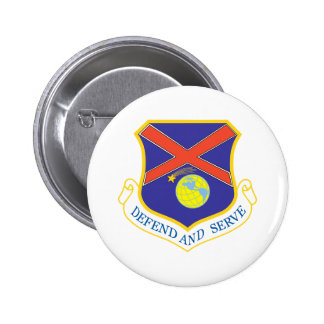 117th Air Refueling Wing Pinback Button