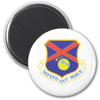 117th Air Refueling Wing Magnet
