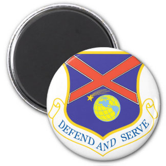 117th Air Refueling Wing Refrigerator Magnet