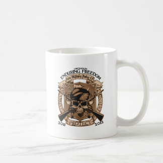 1186 MP Enduring Freedom Coffee Mug