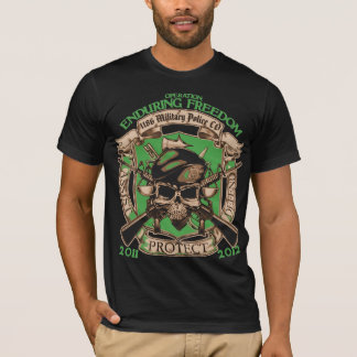 1186 MP - Enduring Freedom Green T-Shirt