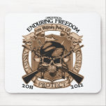 1186 MP Enduring Freedom Mouse Pad