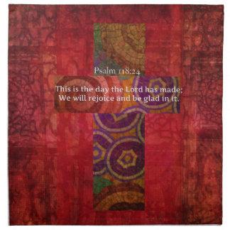 118 24 del salmo que eleva arte del cristiano del