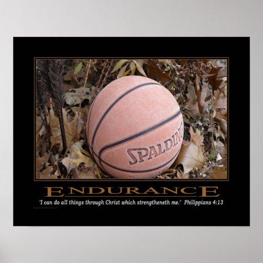 #118 (Matte) Basketball Poster