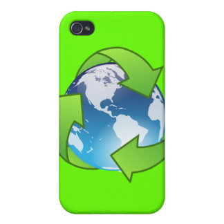 119542379799276689kuba_crystal_earth_recycle.svg iPhone 4 cover