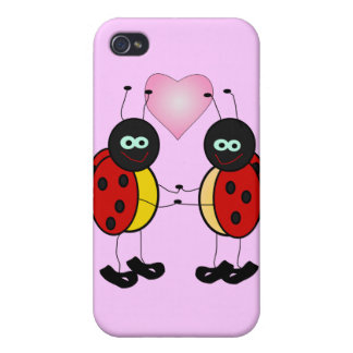 1195423889296956647Machovka_lady_bugs.svg Cases For iPhone 4