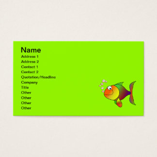 1195441338857301276Machovka_Happy_fish.svg Business Card