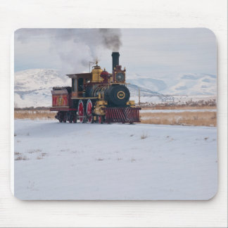 119 In Winter Mouse Pads
