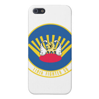 119th Fighter Squadron iPhone SE/5/5s Case