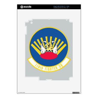 119th Fighter Squadron Skins For The iPad 2
