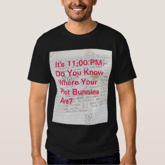 11:00 PM warning T-Shirt