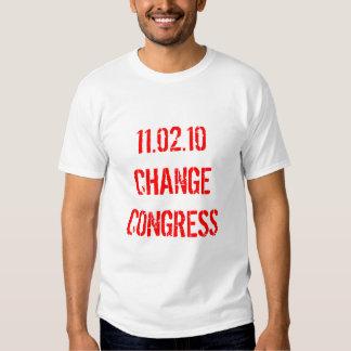 11.02.10 CHANGE CONGRESS T SHIRT
