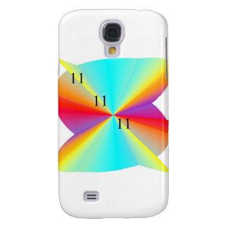 11 11 11 arco iris S Funda Para Galaxy S4