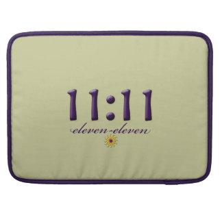 11:11 - Eleven Eleven MacBook Pro Sleeve