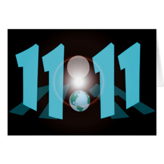 11:11 TARJETA DE FELICITACIÓN
