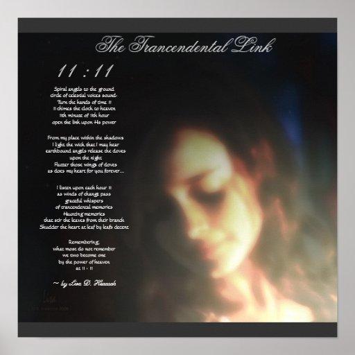 11 : 11 the Trancendental Link Poster