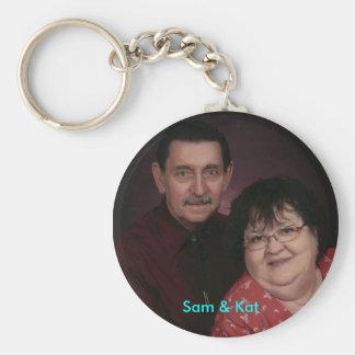 11-1-2008 8;17;06 PM, Sam & Kat Keychain