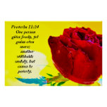 11:24 de los proverbios posters