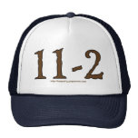 11-2 casquillo gorros bordados