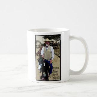 11/4 Mayor Ed..>Stop by and say hello today- Coffee Mug